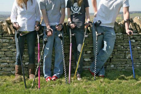 Crutches 3