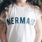 For Just One Day Atelier. Mermaid Tee. £12.45