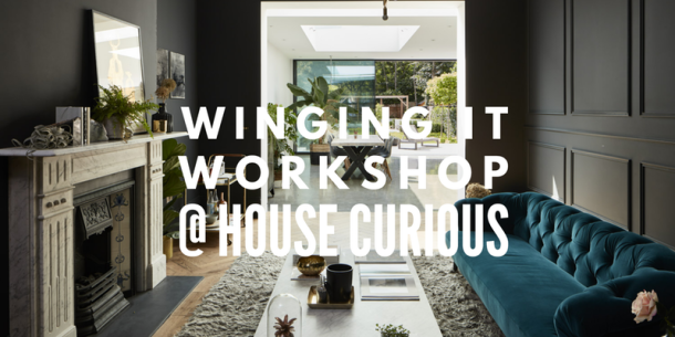 House Curious workshop ident